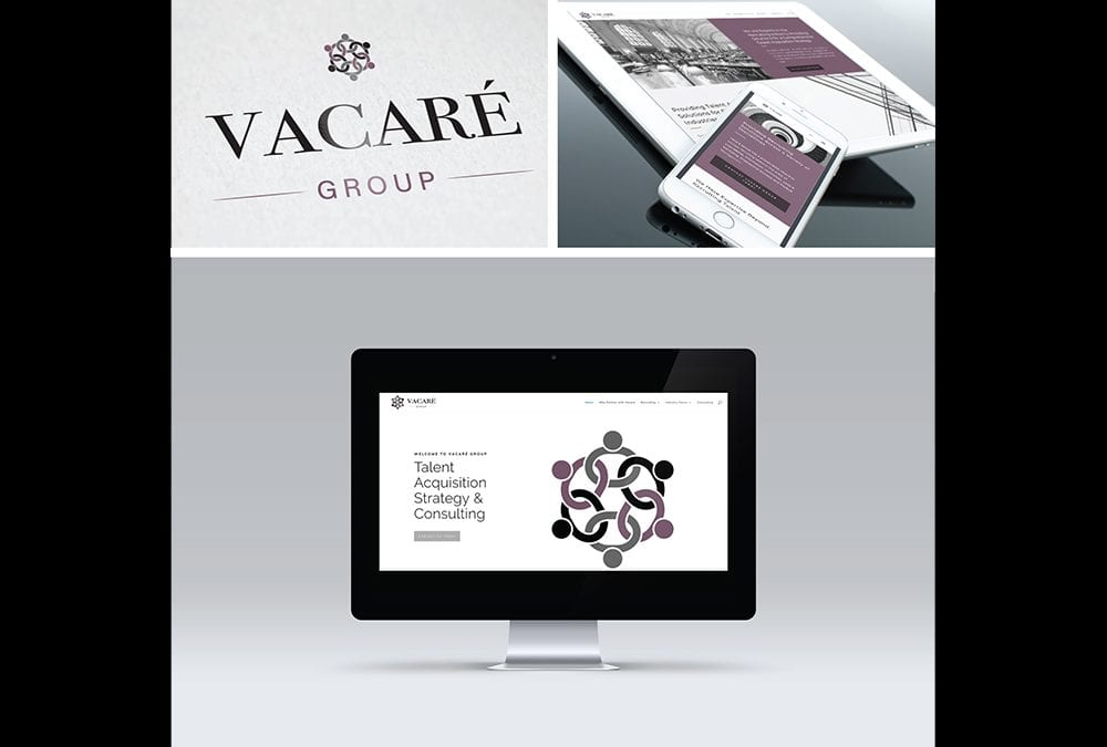 Nisse Designs Project Highlight – the Vacaré Group Website and Branding