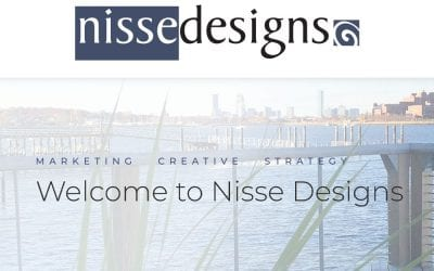 Nisse Designs offers companies in the Boston area and beyond creative design and web services to meet their specific needs- on time and on budget.